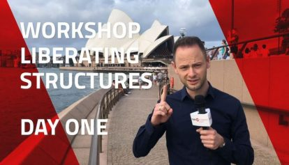 Liberating Structures: Mixing it up